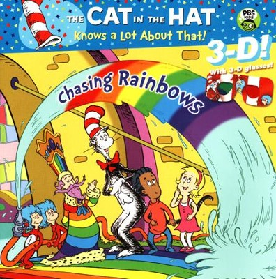 Chasing Rainbows Seuss/Cat in the Hat  -     By: Tish Rabe     Illustrated By: Aristides Ruiz