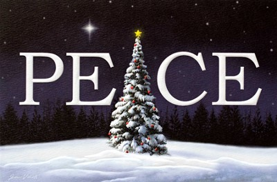 Tree of Peace Cards, Box of 16  -     By: Juan Vela