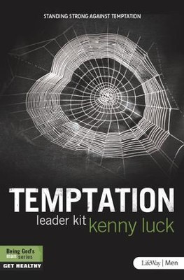 Temptation: Standing Strong Against Temptation, DVD Leader Kit  -     By: Kenny Luck