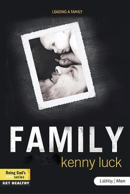 Family: Leading a Family, DVD Leader Kit  -     By: Kenny Luck
