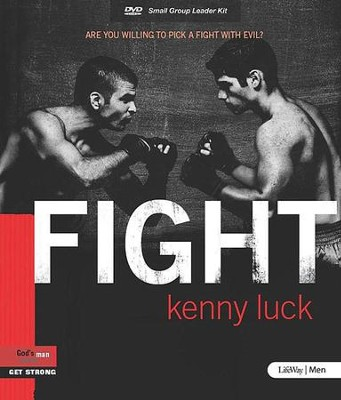 Fight: Are You Willing to Pick a Fight with Evil?, DVD Leader Kit  -     By: Kenny Luck