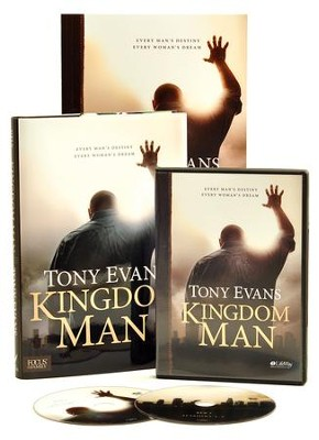 Kingdom Man DVD Leader Kit   -     By: Tony Evans