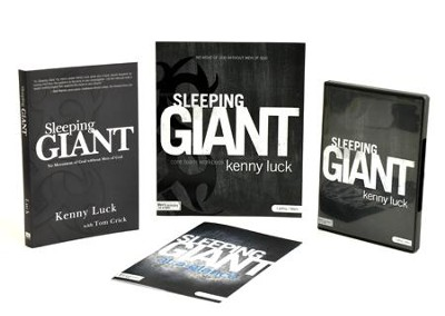 Sleeping Giant DVD Leader Kit  -     By: Kenny Luck