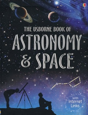 The Usborne Book of Astronomy and Space   -