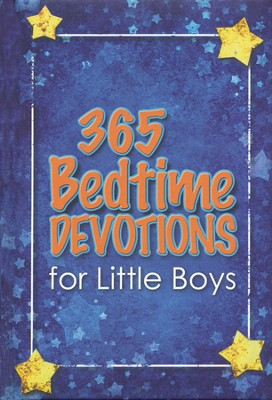 365 Bedtime Devotions for Little Boys  -     By: Criswell Freeman