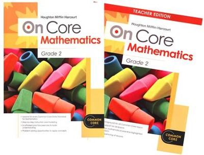 On-Core Mathematics Grade 2 Bundle   -     By: Frank Vibert