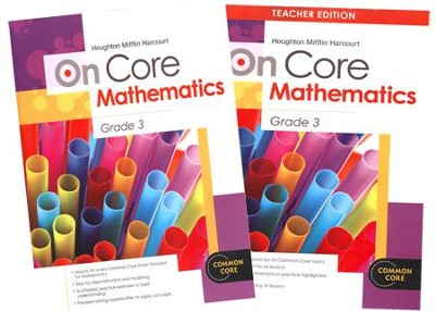 On-Core Mathematics Grade 3 Bundle   -