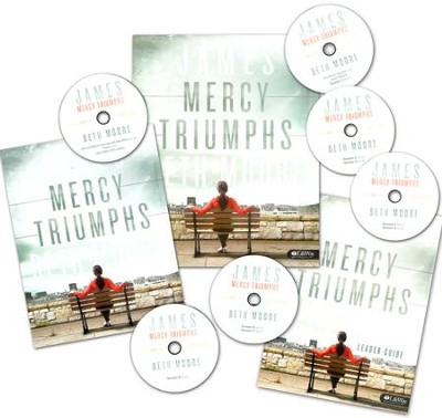 James: Mercy Triumphs--Leader DVD Kit  -     By: Beth Moore