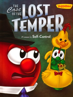 The Case of the Lost Temper: A Lesson in Self-Control   -     By: VeggieTales