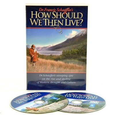 How Should We Then Live?: DVD with on-disc Study Guide    -     By: Dr. Francis Schaeffer