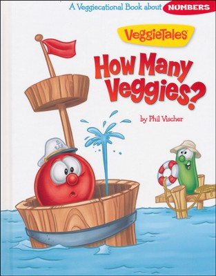 How Many Veggies?  Veggiecational Book   -