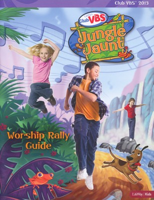 Jungle Jaunt Worship Rally Guide  -
