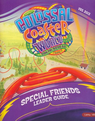 Special Friends Leader Guide  -