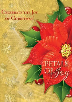 Petals of Joy: Celebrate the Joy of Christmas!   -     By: Criswell Freeman