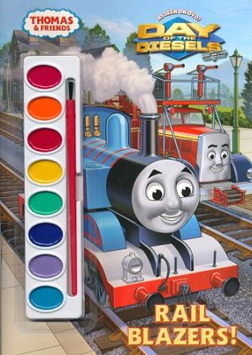 Rail Blazers! (Thomas and Friends)  -     By: Rev. W. Awdry