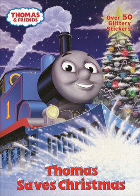 Thomas Saves Christmas: Thomas and Friends  -     By: Rev. W. Awdry     Illustrated By: Jim Durk