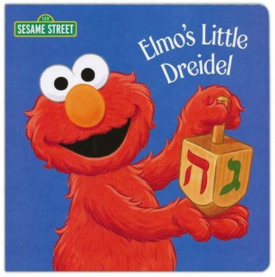 Elmo's Little Dreidel  -     By: Naomi Kleinberg     Illustrated By: Christopher Moroney