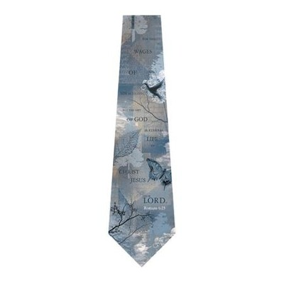 Gift of God Silk Tie   -