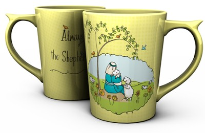 Really Woolly II, Psalm 29:11 Mug  -