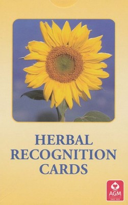 Herbal Recognition Cards   -