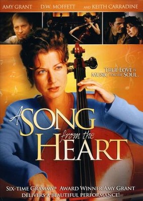 A Song from the Heart, DVD   -     By: Amy Grant, D.W. Moffett, Keith Carradine