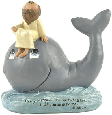 Jonah and the Whale, Called To the Lord  -