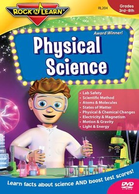 Physical Science DVD   -