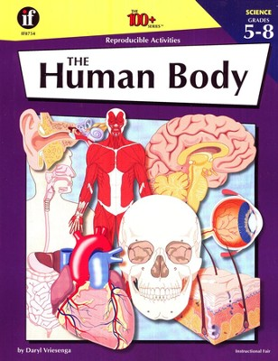The Human Body, 100+ Series, Grades 5-8   -