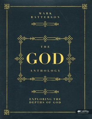 God Anthology: Exploring the Depths of God, DVD Leader Kit  -     By: Mark Batterson