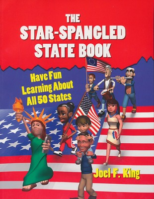 The Star-Spangled State Book with CD-ROM   -     By: Joel F. King