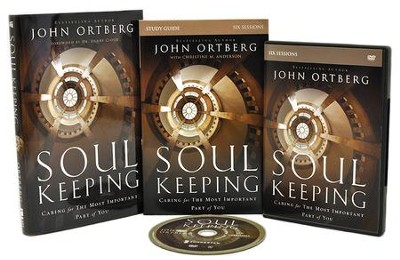 Soul Keeping Curriculum Kit: Caring for the Most Important Part of You  -     By: John Ortberg