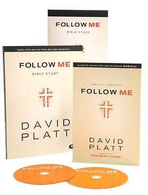 Follow Me Bible Study - DVD Leader Kit  -     By: David Platt