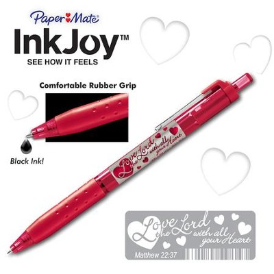 Love Pen, Red  -