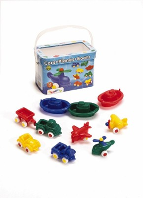 Little Chubbies Small Bucket Set  -