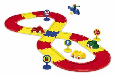 32-Piece Road Set  -
