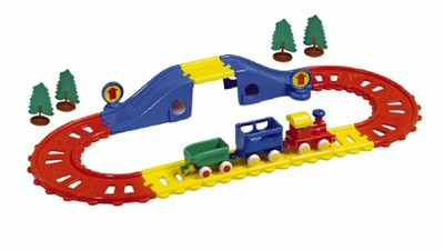 25-Piece Train Set  -