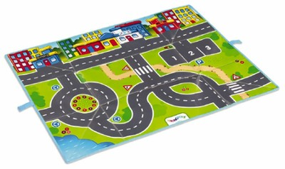 Playmat with Cars  -