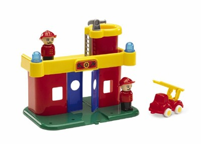 Fire Station  -