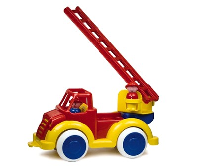 Extra Large 13.5 In. Fire Truck  -
