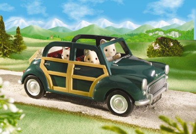 Calico Critters Convertible Coupe  -