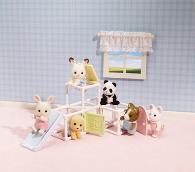 Calico Critters Baby Jungle Gym  -