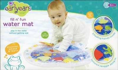 Fill 'n' Fun Water Play Mat   -
