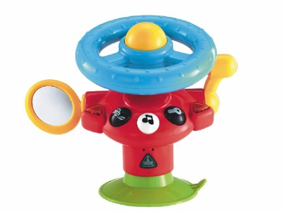 Highchair Steering Wheel  -