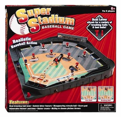 Super Stadium Baseball Game  -