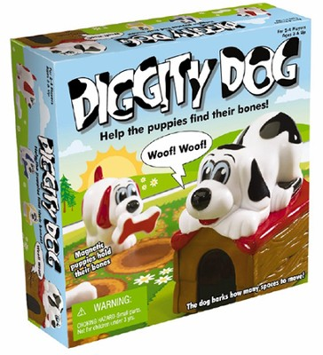 Diggity Dog Game  -