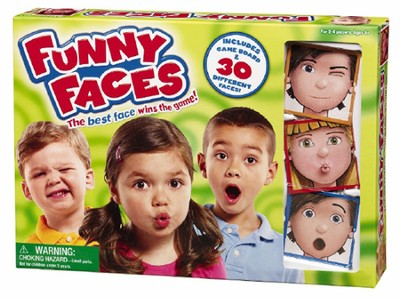 Funny Faces Game  -