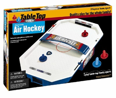 Tabletop Air Hockey Game  -