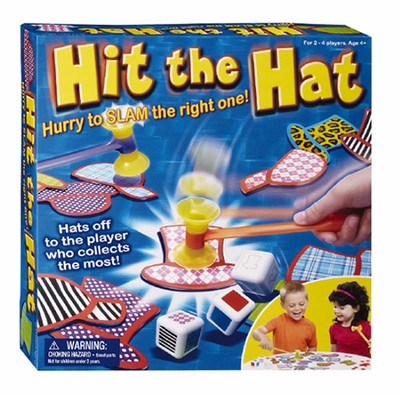 Hit the Hat Game  -