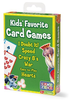 Kids' Favorite Card Games  -
