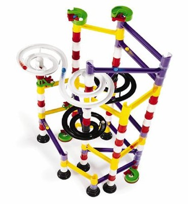 Marble Run Double Spiral  -